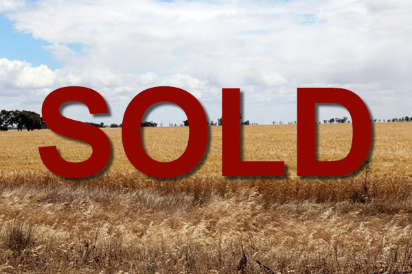 Donal property sold