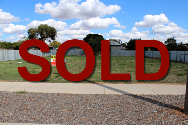 Central Dimboola Residential Allotment - SOLD by Bill Ower