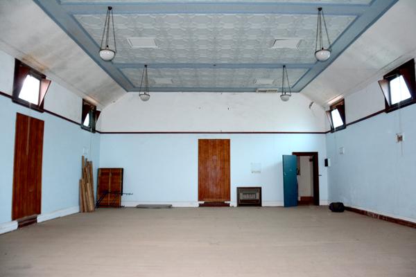 Former Masonic Hall, Donald